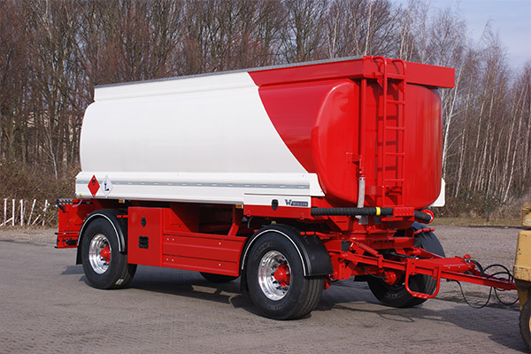 Drawbar trailers - Willig: Specialist in manufacture and